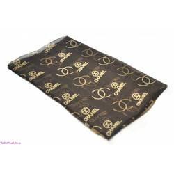 Шелковый шарф Chanel 3061